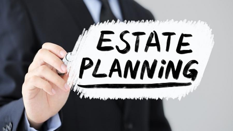 Estate Planning Business Concept